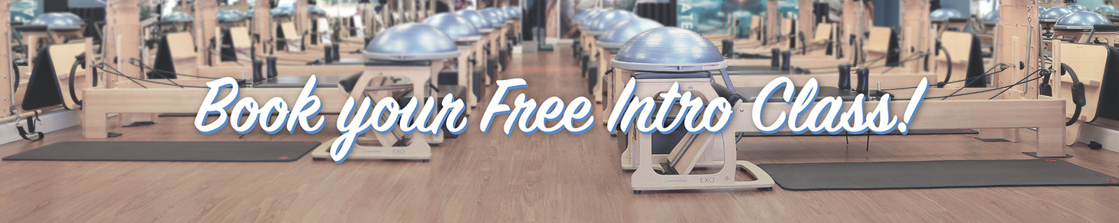 Book Your Free Intro Class